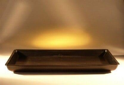 Humidity/Drip Bonsai Tray 25.0 x 15 x 2.25